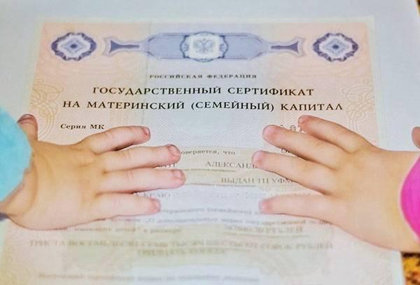 Материнский капитал за двойню: порядок, возможность и особенности получения сертификата в 2020 году
